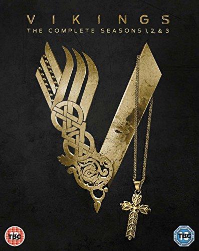 Vikings Season 1-3 [DVD-AUDIO]