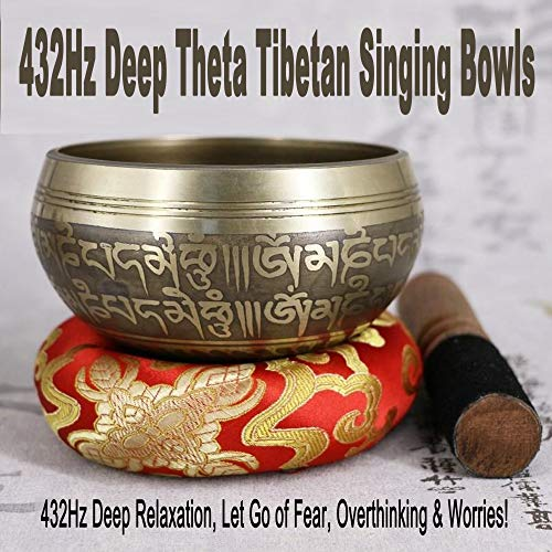 etan Singing Bowls (432Hz Deep Relaxation, Let Go of Fear, Overthinking & Worries!) ()