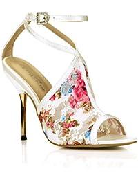 Sandales haut femme tempérament et à éprouvée Nouvelles chaussures O08nwkPXN