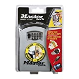 Master Lock Aluminium combination lock box for keys - size XXL