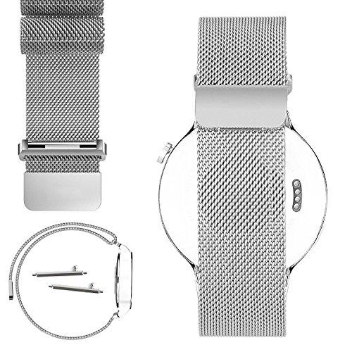 huawei-watch-18mm-cinturino-pugo-top-acciaio-inossidabile-watch-band-strap-con-chiusura-in-metallo-p