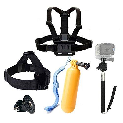 Theoutlettablet® Super 4 en 1 accesorios para Vídeo Cámara Accesori