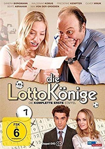 Die LottoKönige - Die komplette erste Staffel [2 DVDs]