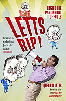 Letts Rip! by [Letts, Quentin]
