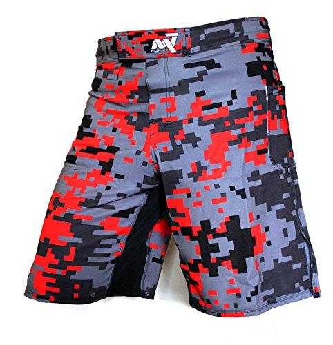 """RDX Compression Shorts /""""Combat/"""",Funktions Shorts BJJ MMA Kompressionshose Herren"""