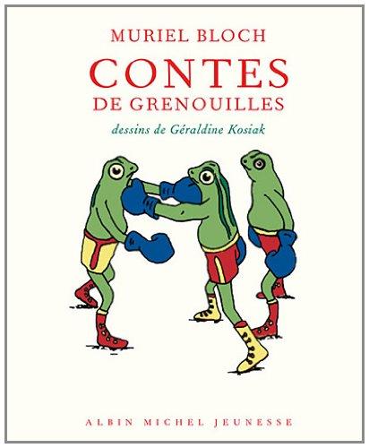 CONTES DE GRENOUILLES