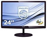 "Philips 247E6LDAD/00 Ecran PC LCD/LED 24"" 1920 x 1080 5 ms VGA"
