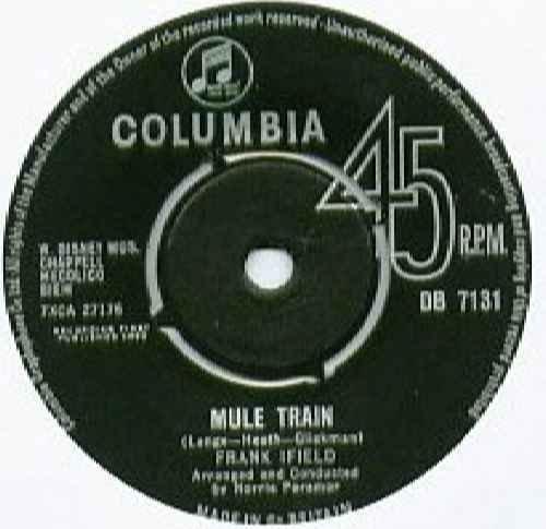 7-zoll-mule (Frank Ifield - Mule Train - 7
