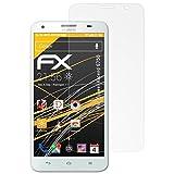 atFolix Schutzfolie für Huawei Ascend G750 Displayschutzfolie - 3 x FX-Antireflex blendfreie Folie