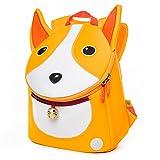 Cocomilo - Mochila Infantil para niños y niñas, con arnés de Seguridad para niños de 2 a 5 años, Dog