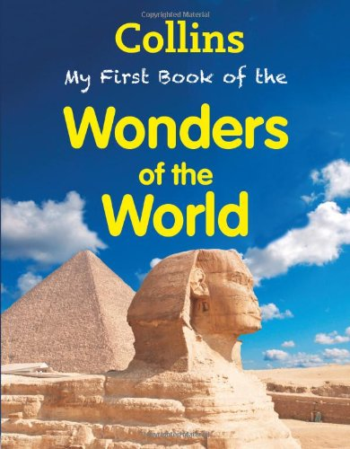 My First Book of Wonders of the World (My First)
