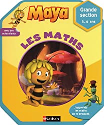 Maya l'abeille - Les maths - 5/6 ans