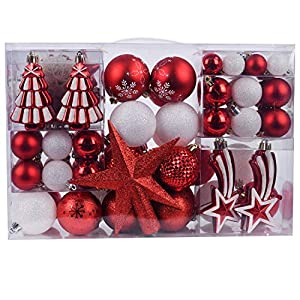 YILEEY Adornos de Navidad Decoracion