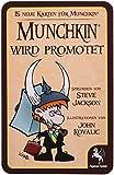 Pegasus 17171G - Booster: Munchkin wird promotet, Kartenspiel