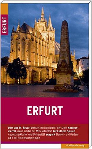 Erfurt: Stadtführer