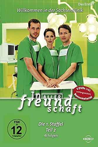 Staffel 1, Teil 2 (5 DVDs)