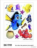 AG Design Wand Sticker DK 1705 Disney Nemo