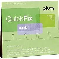 Nachfüllpack f.QuickFix elastisch PLUM atmungsaktiv, 45 St. preisvergleich bei billige-tabletten.eu