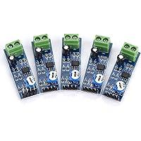 Hilitand 5 unids Módulos Amplificadores de Audio, 200 Veces 5V-12V Módulo Amplificador de Audio para Ek1236 L1P8