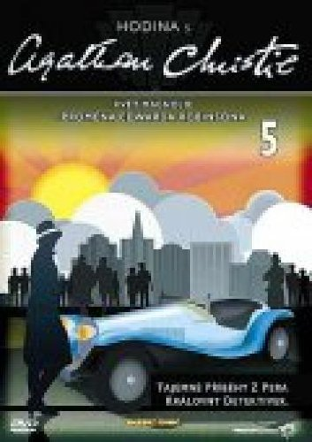 Hodina s Agathou Christie 5 (The Agatha Christie Hour 5 (Magnolia Blossom, The Manhood of Edward Robinson)) [paper sleeve] -
