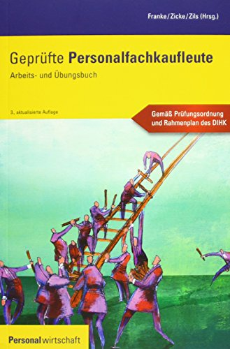Bundle Geprüfte Personalfachkaufleute: Lehrbuch (6. Auflage) plus Arbeits- und Übungsbuch (3. Auflage)