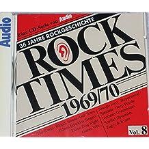 Audio Rock Times Vol. 8 - 1969-70