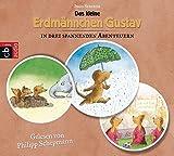 Das kleine Erdmännchen Gustav in drei spannenden Abenteuern: Das kleine Erdmännchen Gustav - Spurlos verschwunden; Das kleine Erdmännchen Gustav - Nachts auf dem Sambesi; Gustav vor, noch ein Tor! -