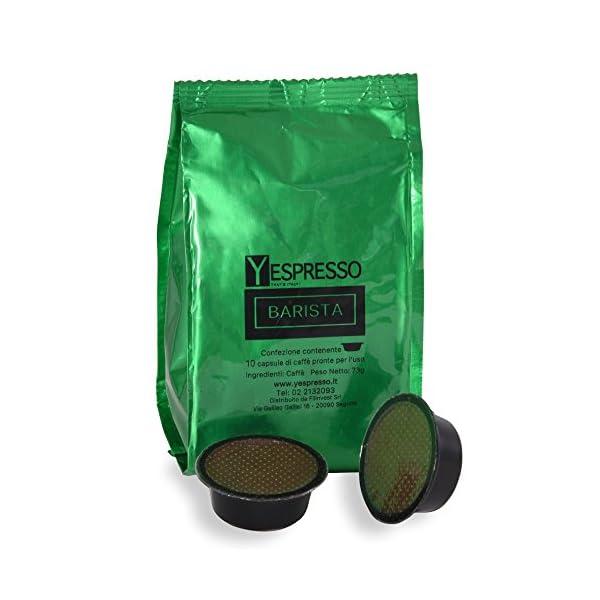 100 capsule caffè compatibili LAVAZZA A MODO MIO - BARISTA new 1 spesavip