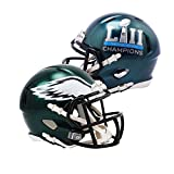 Riddell Authentic Large Philadelphia Eagles Super Bowl 52 Winner Speed Helm Bild