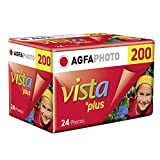 AgfaPhoto Vista 200-24 Plus Filme