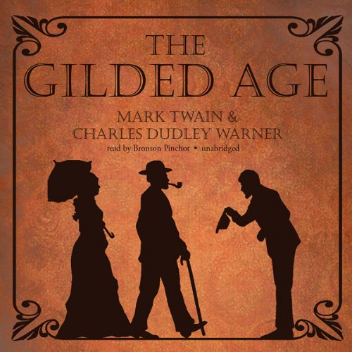 The Gilded Age  Audiolibri