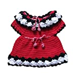 #1: The Creators Baby Girls' Sweater (6-12 Months, Red)