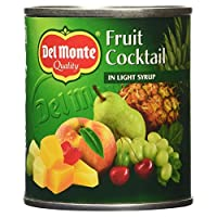 Del Monte Fruit Cocktail Cherry in Syrup, 227 Gms