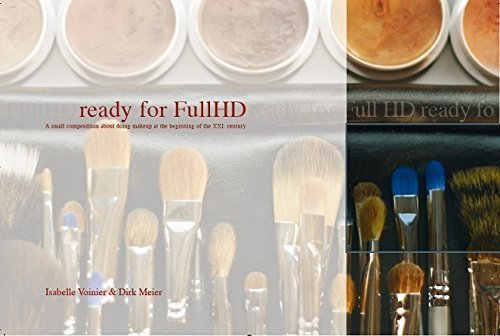 Ready for Full HD: A small compendium about doing makeup at the beginning of XXI. century. - Hdtv-ready-tv