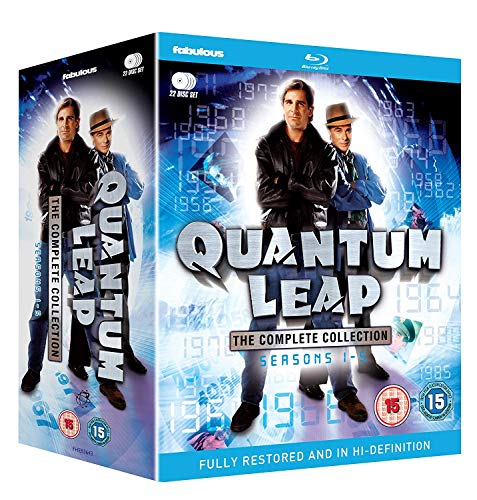 Quantum Leap: The Complete Collection [Blu-ray]
