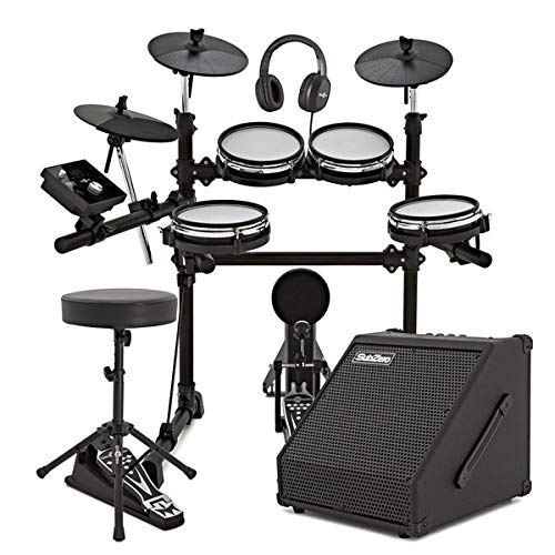 Digital Drums 420X Mesh Electronic Drum Kit and 30W Amp Pack -