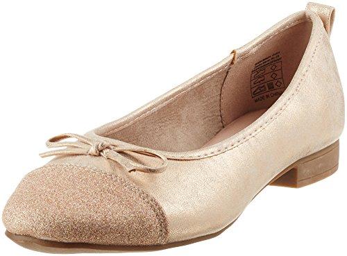 Jane Klain 221 984, Ballerine Donna Pink (ROSEGOLD)