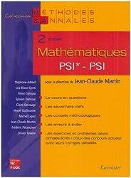 Mathématiques 2e année PSI*, PSI : Licences scientifiques