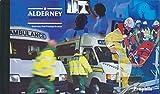 Prophila Collection GB - Alderney MH5 (kompl.Ausg.) 2002 Soziale Dienste (Briefmarken für Sammler)