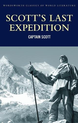 Scott's Last Expedition Cover Image
