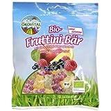Ökovital Bio Bio Fruttini Bär (1 x 100 gr)