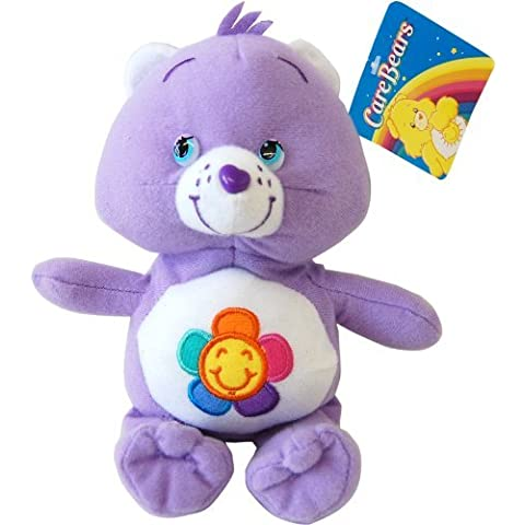 Care Bears Soft Toy. Harmony Care Bear 7 inch Soft Toy by Whitehouse