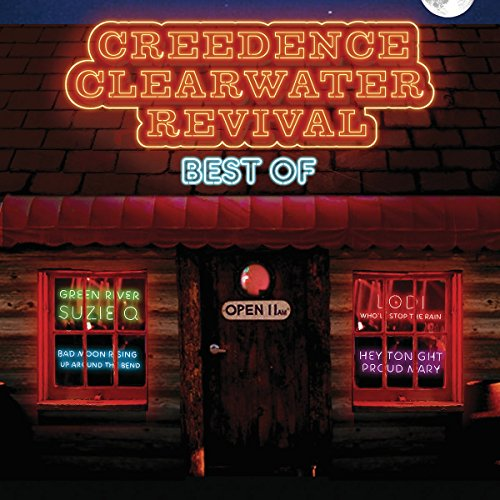 Price comparison product image The Best Of Creedence Clearwater Revival