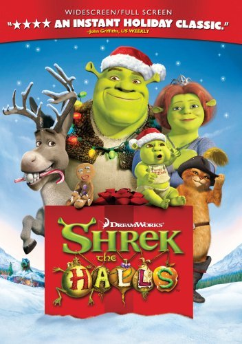 Shrek the Halls by Mike Myers