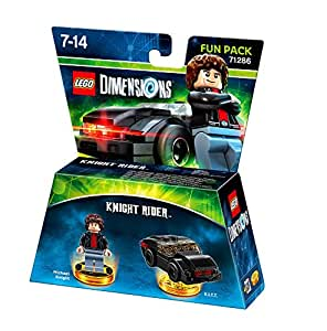 lego dimensions pack h ros knight rider jeux vid o. Black Bedroom Furniture Sets. Home Design Ideas