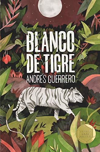 Blanco de tigre: Premio SM Gran Angular 2019
