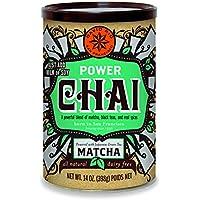 David Rio Power Chai with Matcha, 14 Ounce
