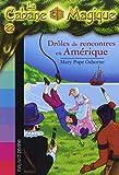 La Cabane Magique, Tome 22 : Drôles de rencontres en Amérique