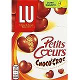 LU Petits cœurs Choco'Croc 90 g