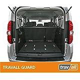 Travall® Guard Hundegitter TDG1255 – Maßgeschneidertes Trenngitter in Original Qualität